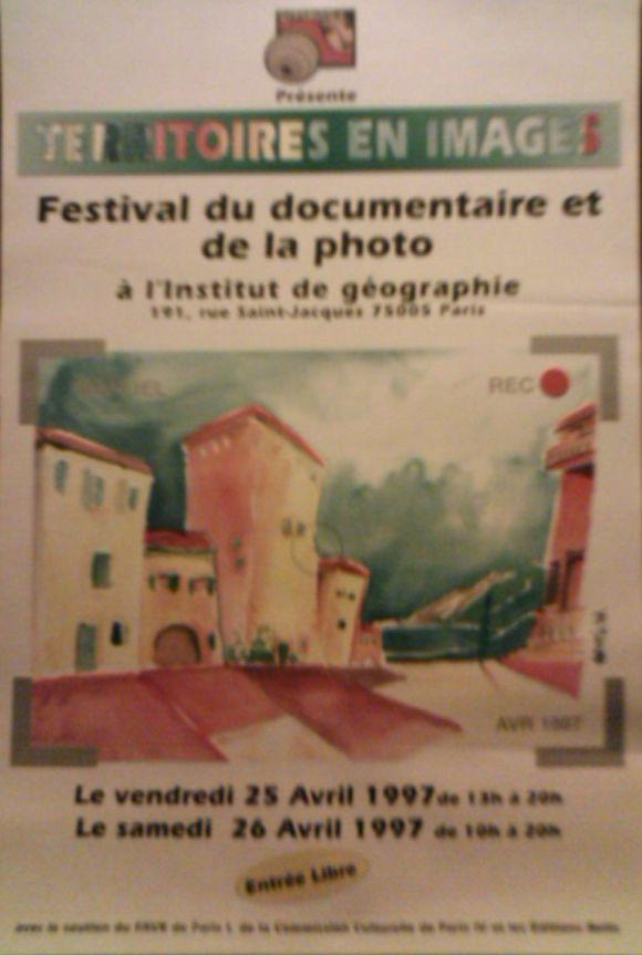 affiche TEI 1 - 1997