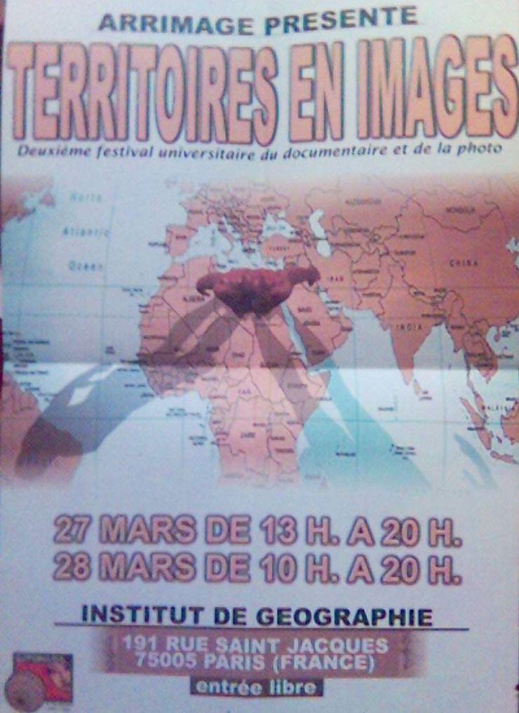 affiche TEI 2 1998