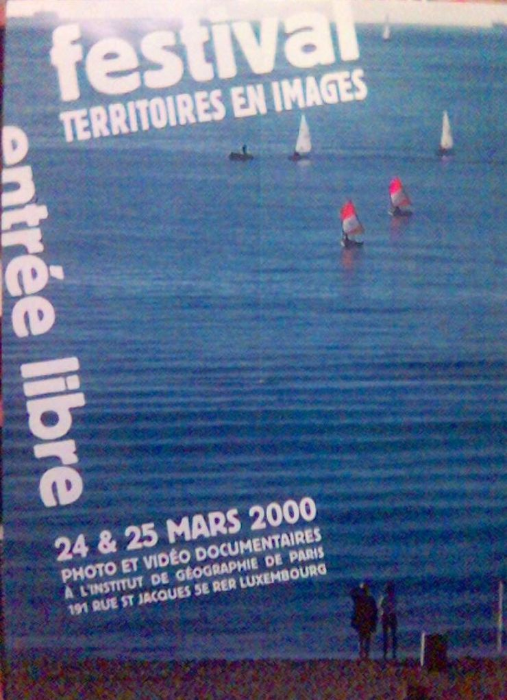 affiche TEI 4 - 2000