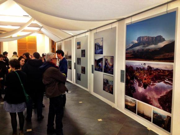 L'exposition photographique sous le regard appliqué du public