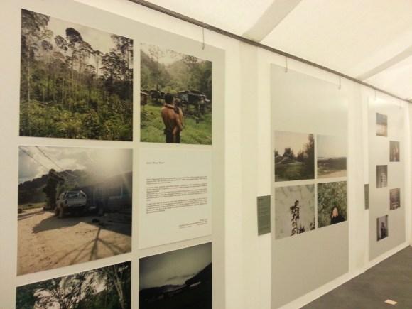 L'exposition photographique