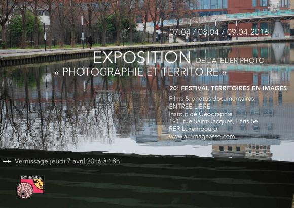 affiche expo photo web