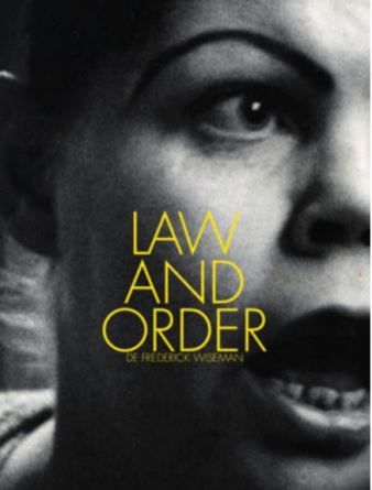 Law and Order, Wiseman 1969 - affiche.jpg